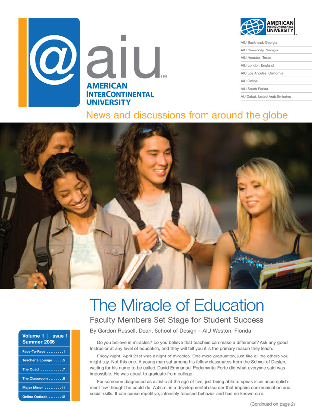AIU Newsletter
